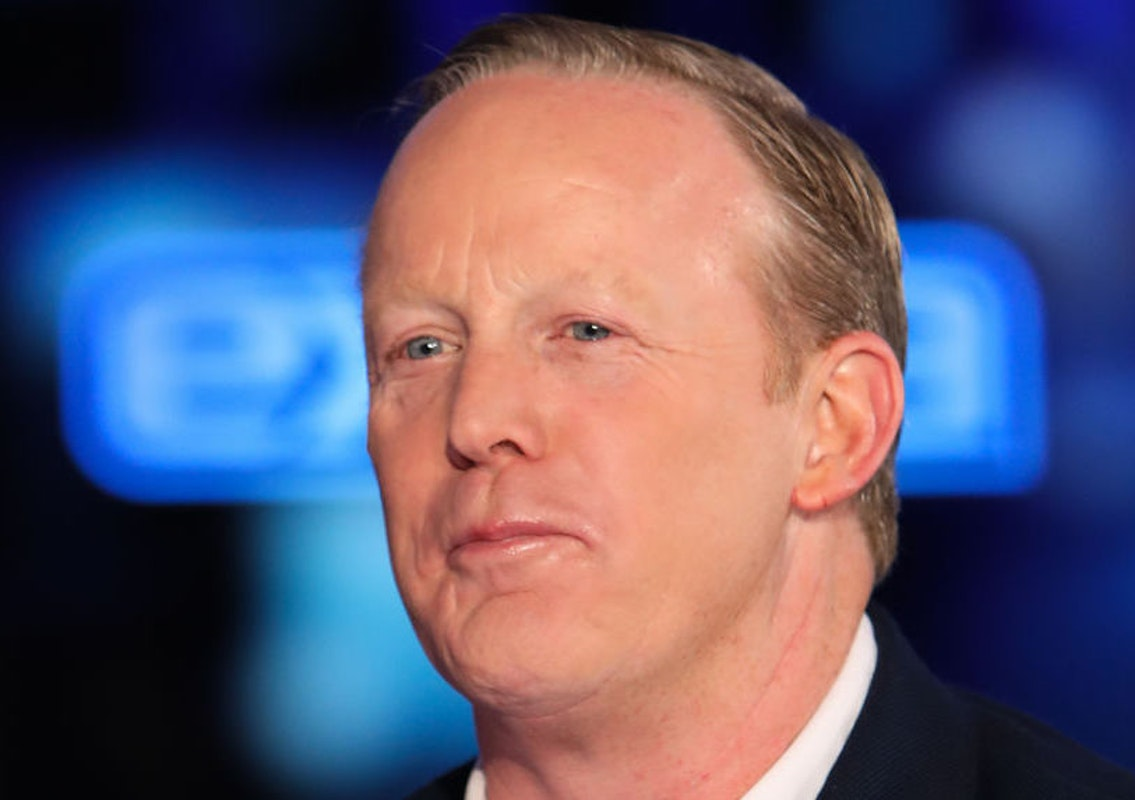Sean Spicer: 'I Will Not Resign' From Naval Academy; Suing Biden Admin For Kicking Him Off Board