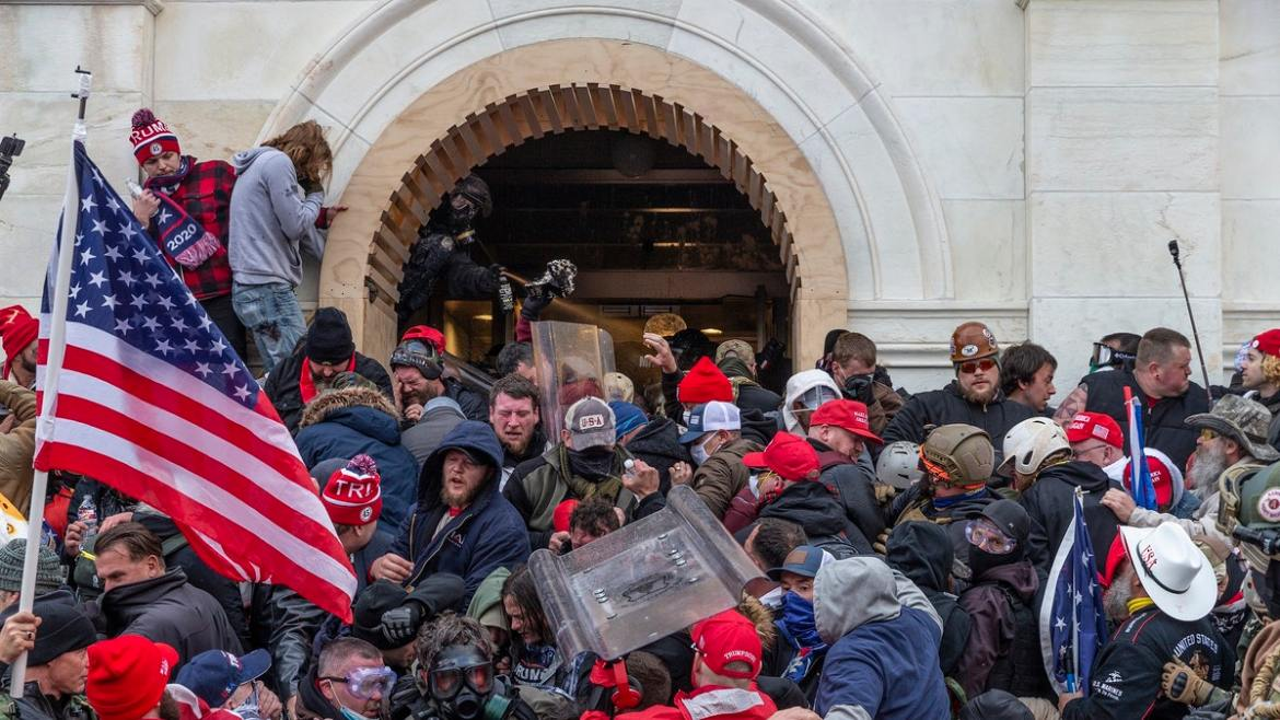 Fifteen More Arrested For January 6 Capitol Riot As Internet Sleuths Tell On Acquaintances