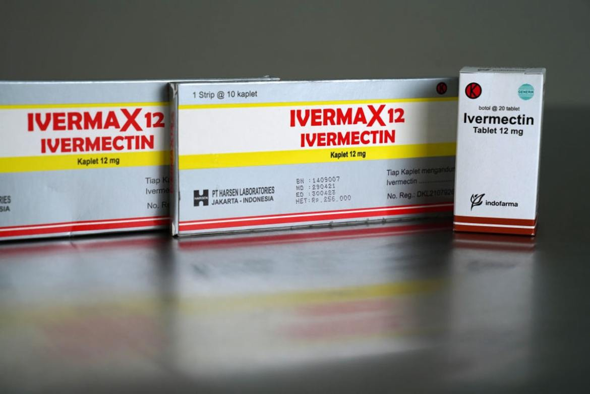 No, Ivermectin Overdoses Didn't Overwhelm Oklahoma Hospitals And Force Gunshot Victims To Wait