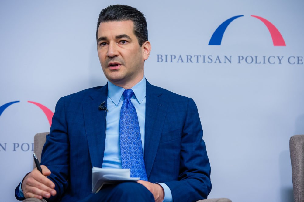 Scott Gottlieb Embodies The Sheer Incompetence Of The COVID 'Experts'