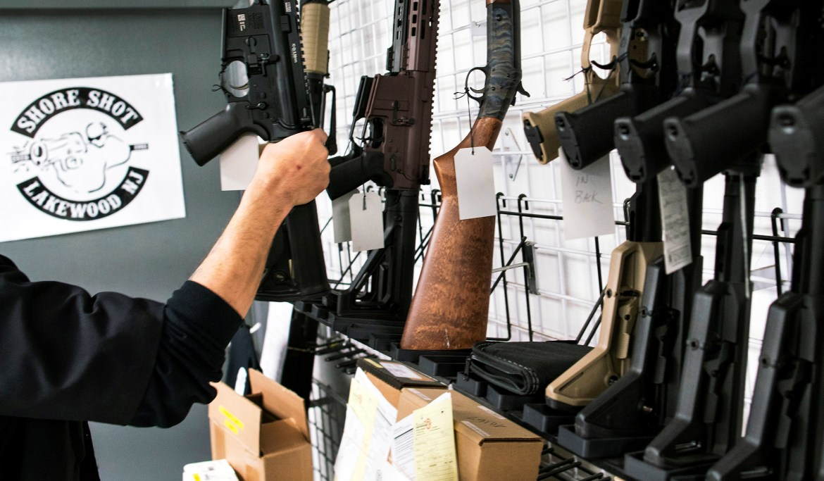 Gun-Control Laws Don't Prevent Crimes; They Just Satisfy Culture Warriors' Bloodlust