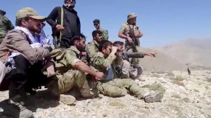 Taliban Claims 'Complete Capture' of Panjshir, Last Area Held By Resistance