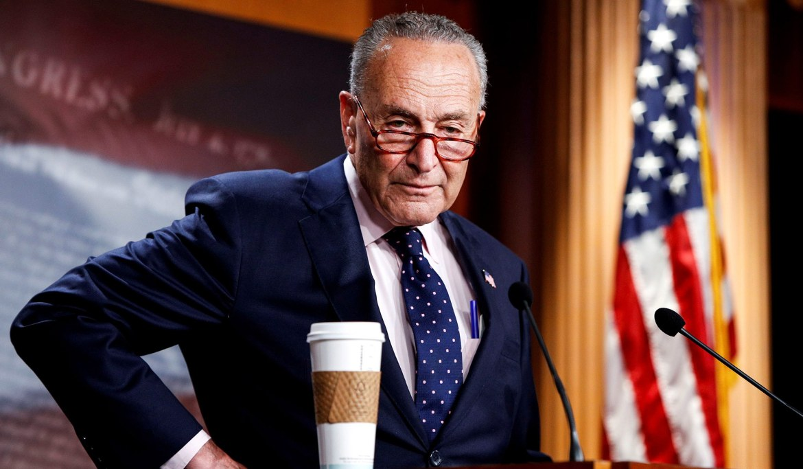 Afghanistan Withdrawal: Chuck Schumer 'Misspoke' on Claim All Americans Left Afghanistan