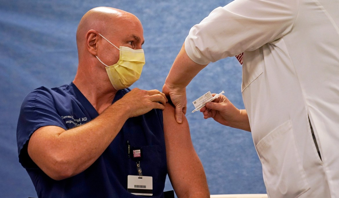 Pfizer Booster Shot: FDA Panel Recommends Against