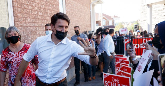 Canadian Media Project Liberal Justin Trudeau Survived Snap Elections