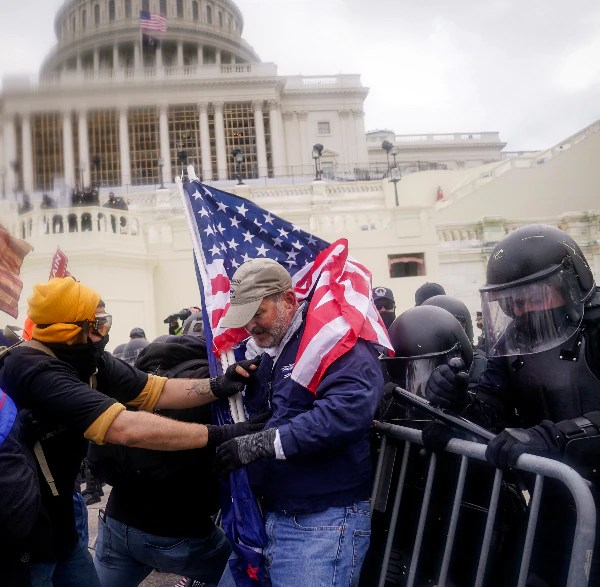 Fed Judge Questions If Jan. 6 Rioters Are Treated Unfairly Compared With George Floyd Protesters