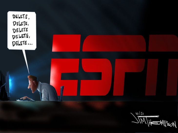 Hey ESPN, Let's See All of Your Employees' Emails…All of Them – RedState