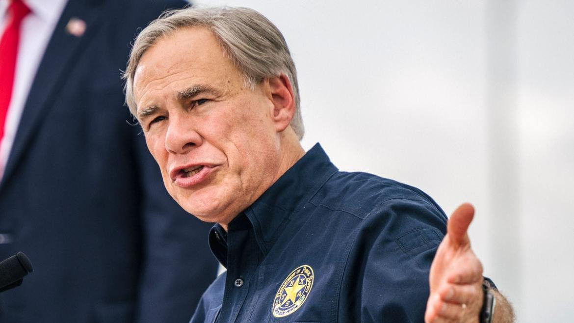 Texas Governor Abbott: Cartels Are Opening Fire On Texas Troops, Biden 'Abandoned' Everyone On Border