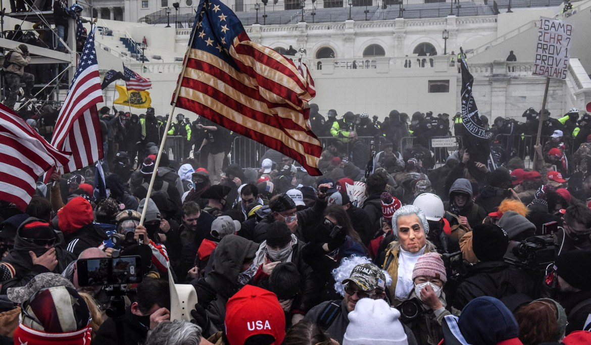 Capitol Riot: January 6 Was No Hoax, Trump Abused Supporters' Trust