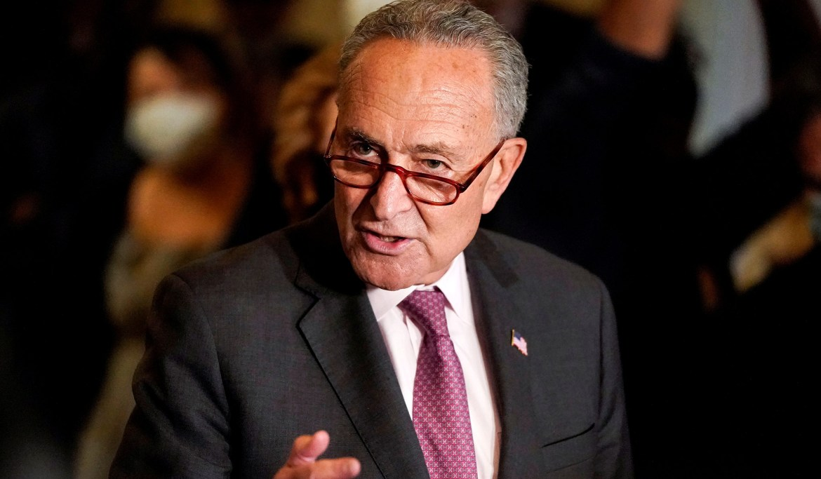 Debt Ceiling Vote: Schumer Thanks Democrats for Solving 'Republican-Manufactured Crisis'