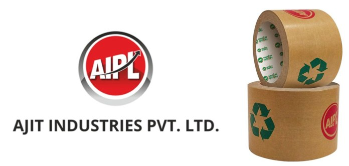 Ajit Industries launches Self Adhesive Kraft Paper Tape and Honeycomb Paper