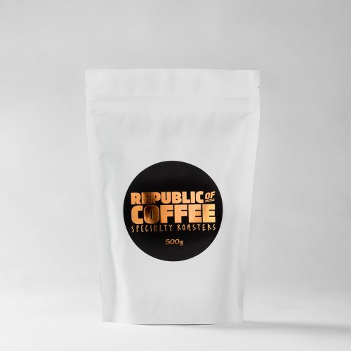 Republic of Coffee SWP Organic Mexican Decaf Coffee 250g