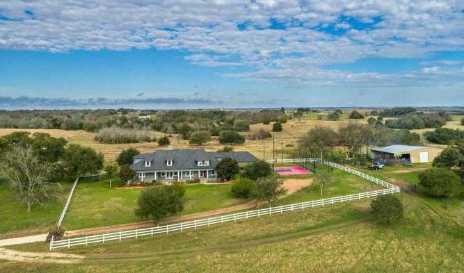 C5 Ranch - Republic Ranches - Lavaca County