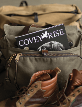 Covey Rise magazine