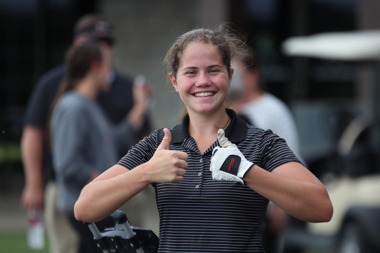 Photos:  Girls Golf Vs Willard