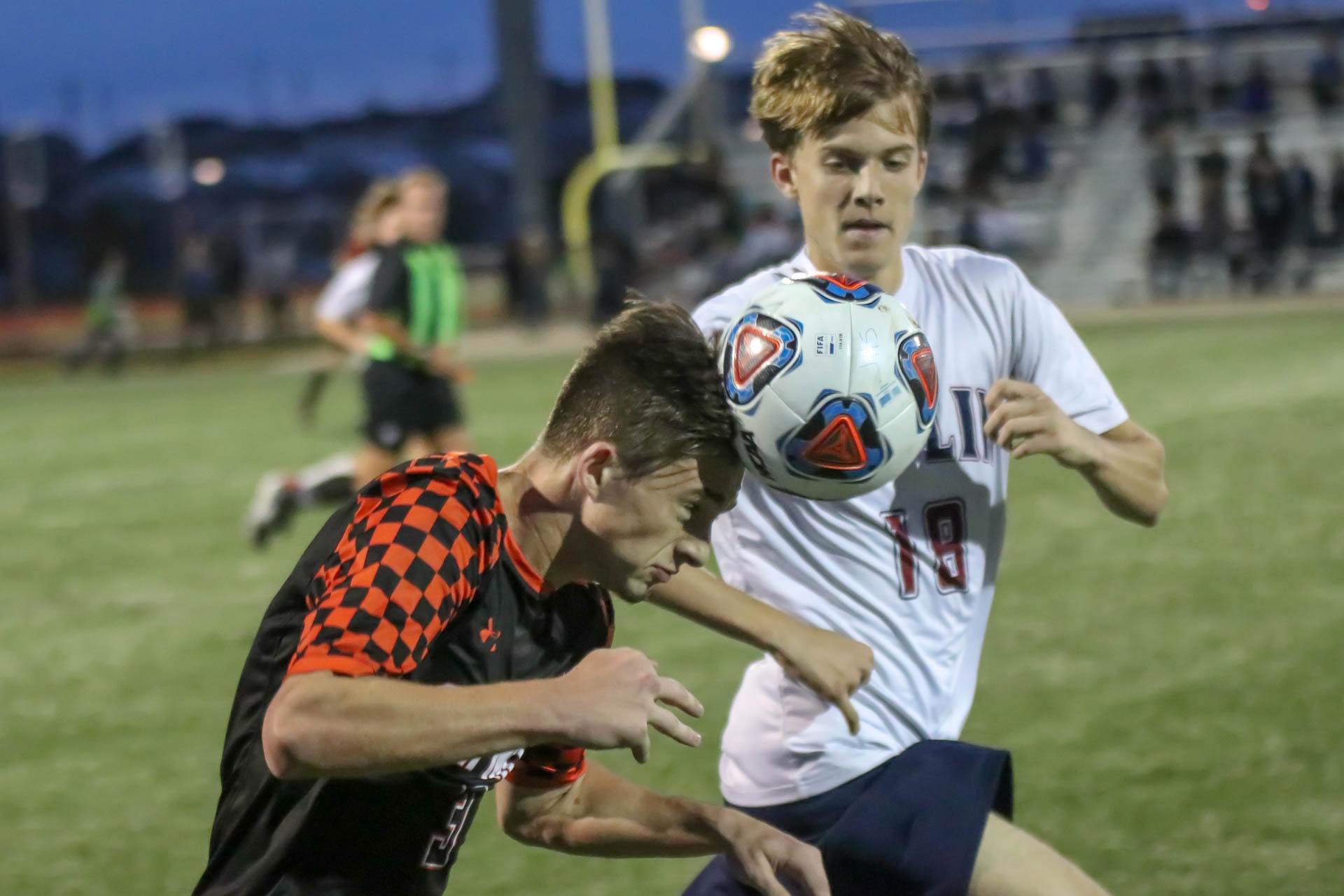 Photos:  Varsity Soccer Vs Joplin (Districts)