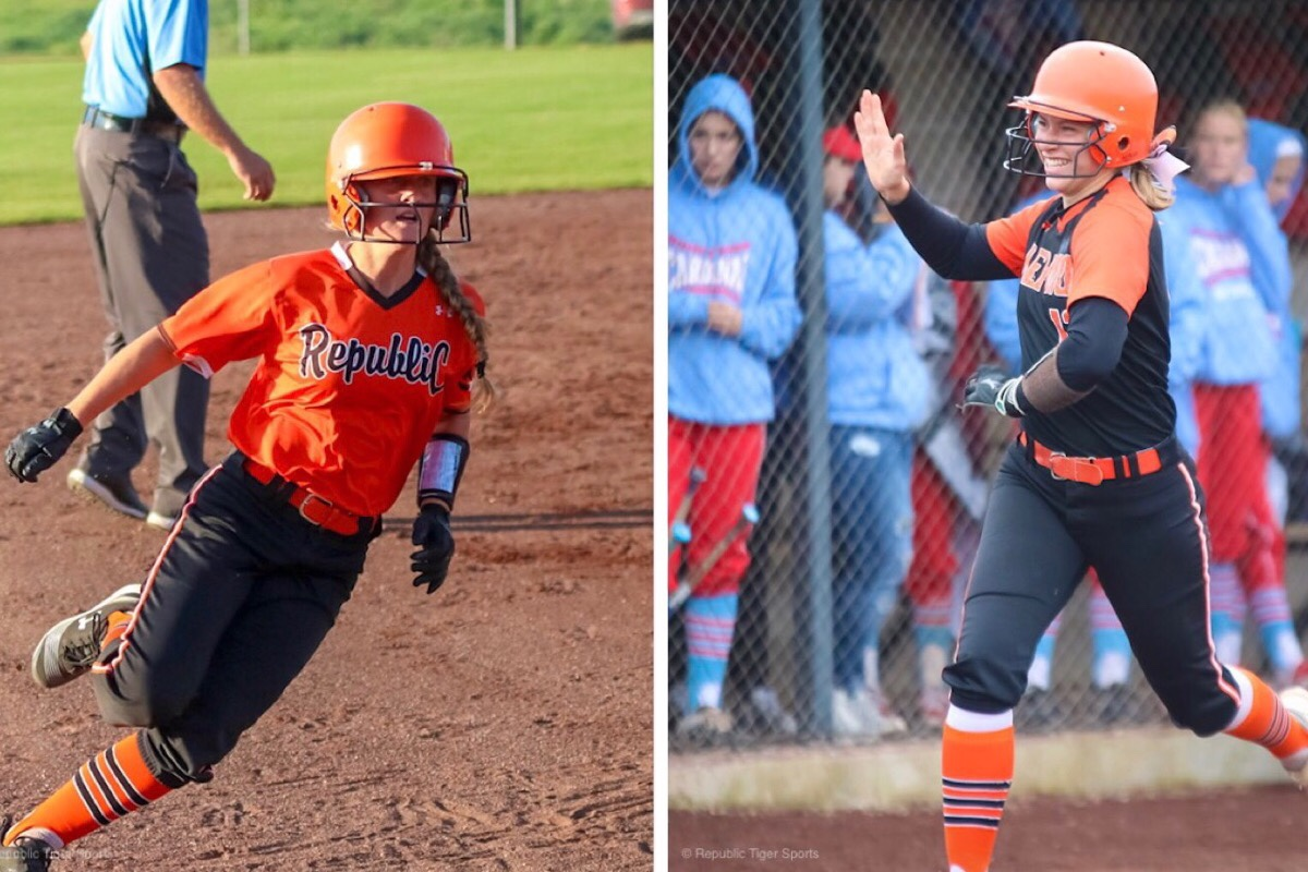 All-Staters Ragsdale, Higgins Lead Post-Season Softball Honors