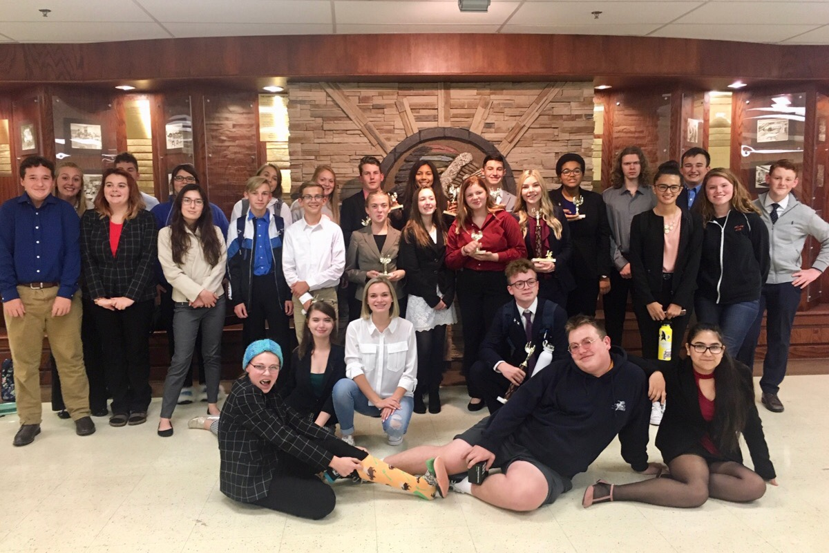 Off The Field: Speech & Debate's Strong Start