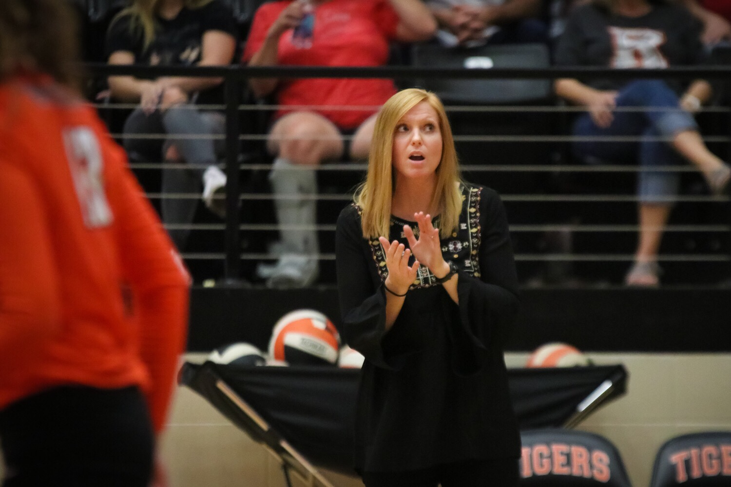 Wright Resigns As Volleyball Coach