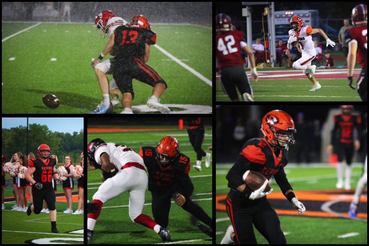 Five Football Tigers Land On All-COC Team