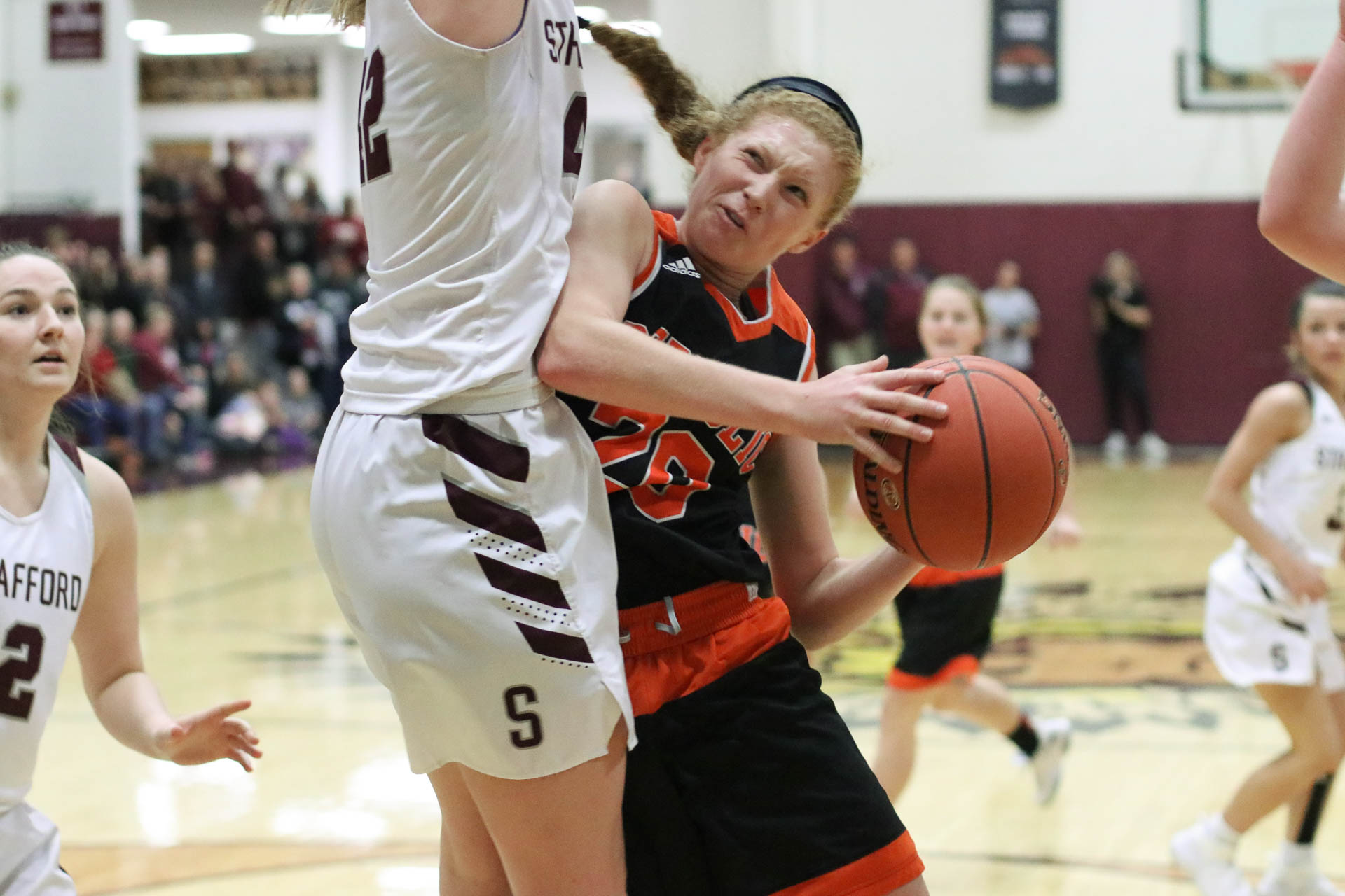 Strafford Runs Away With Record Win