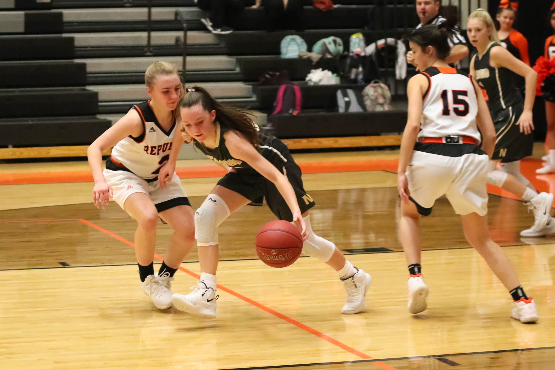 Tight D Propels Lady Tigers To COC Win
