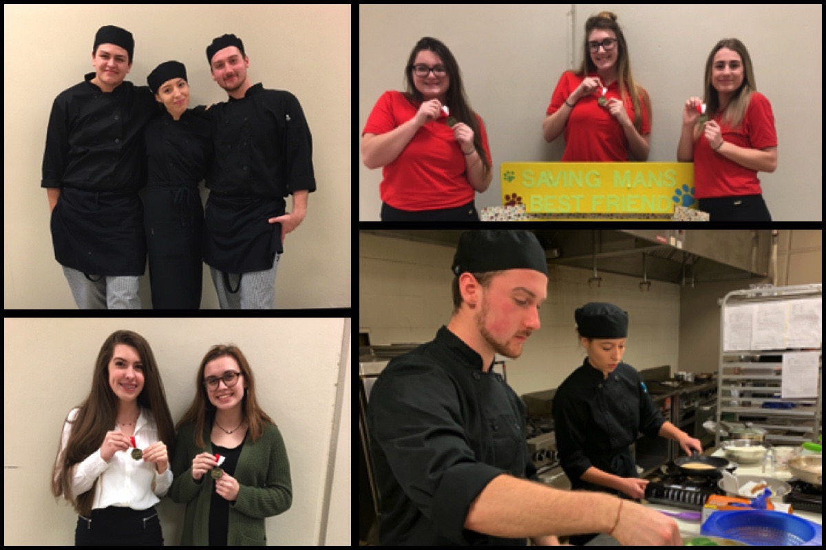 Off The Field: FCCLA State Qualifiers