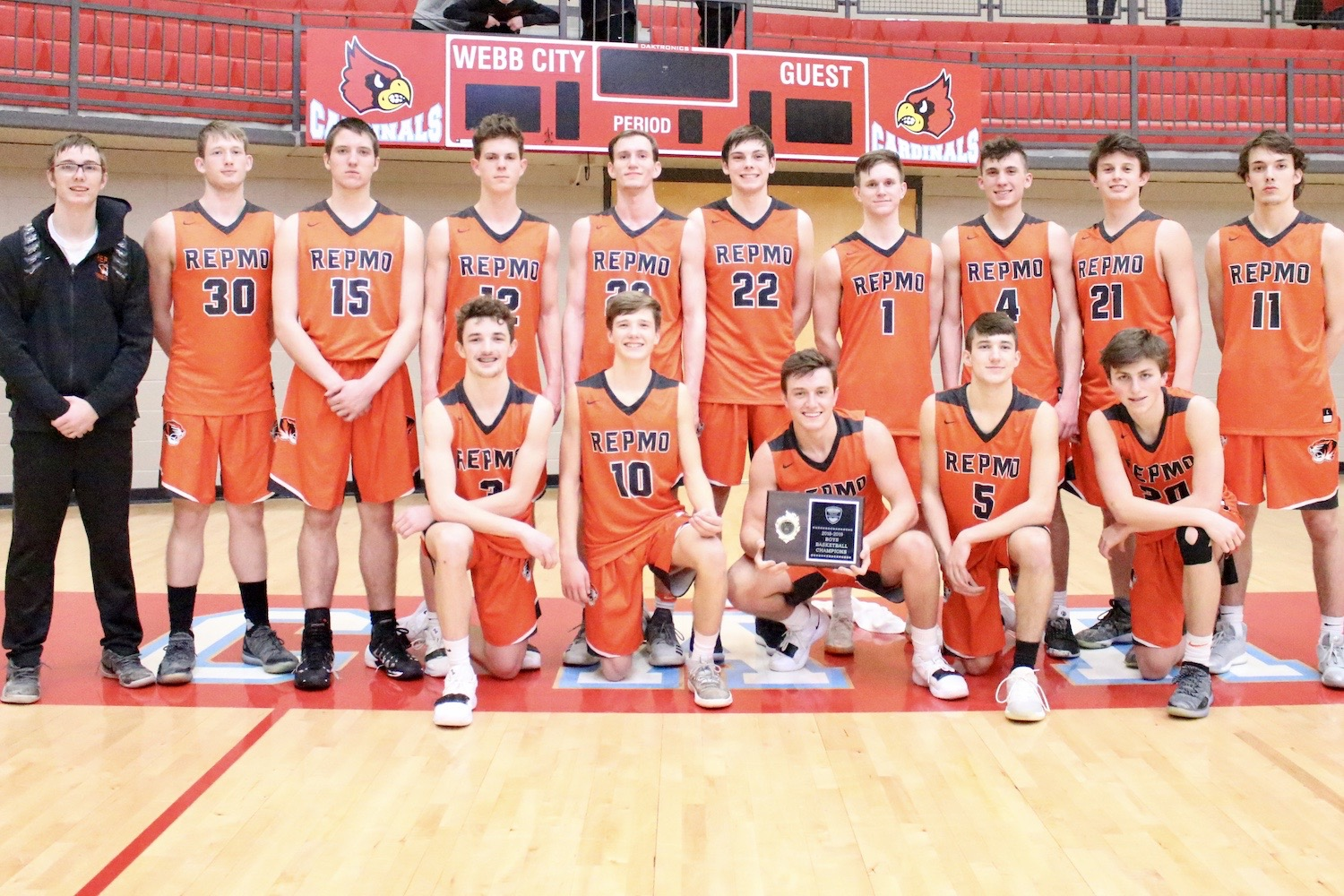 Tigers Cap Perfect COC Run With Win #20