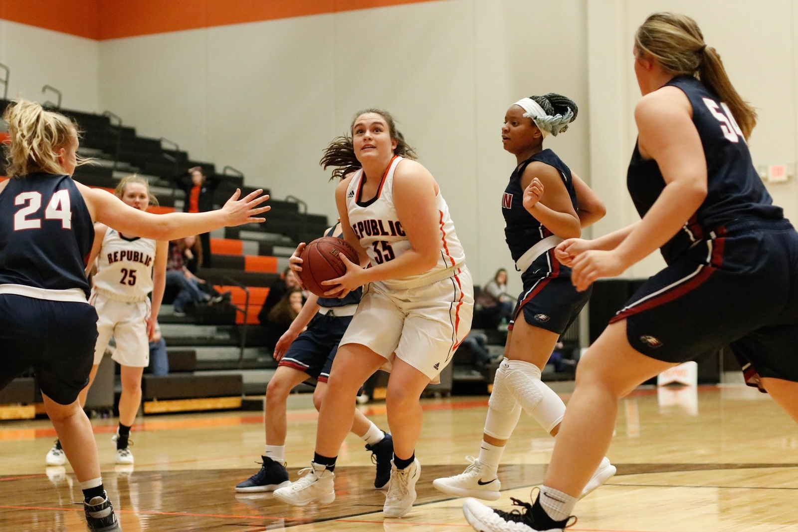 Photos:  JV Girls Basketball Vs Joplin