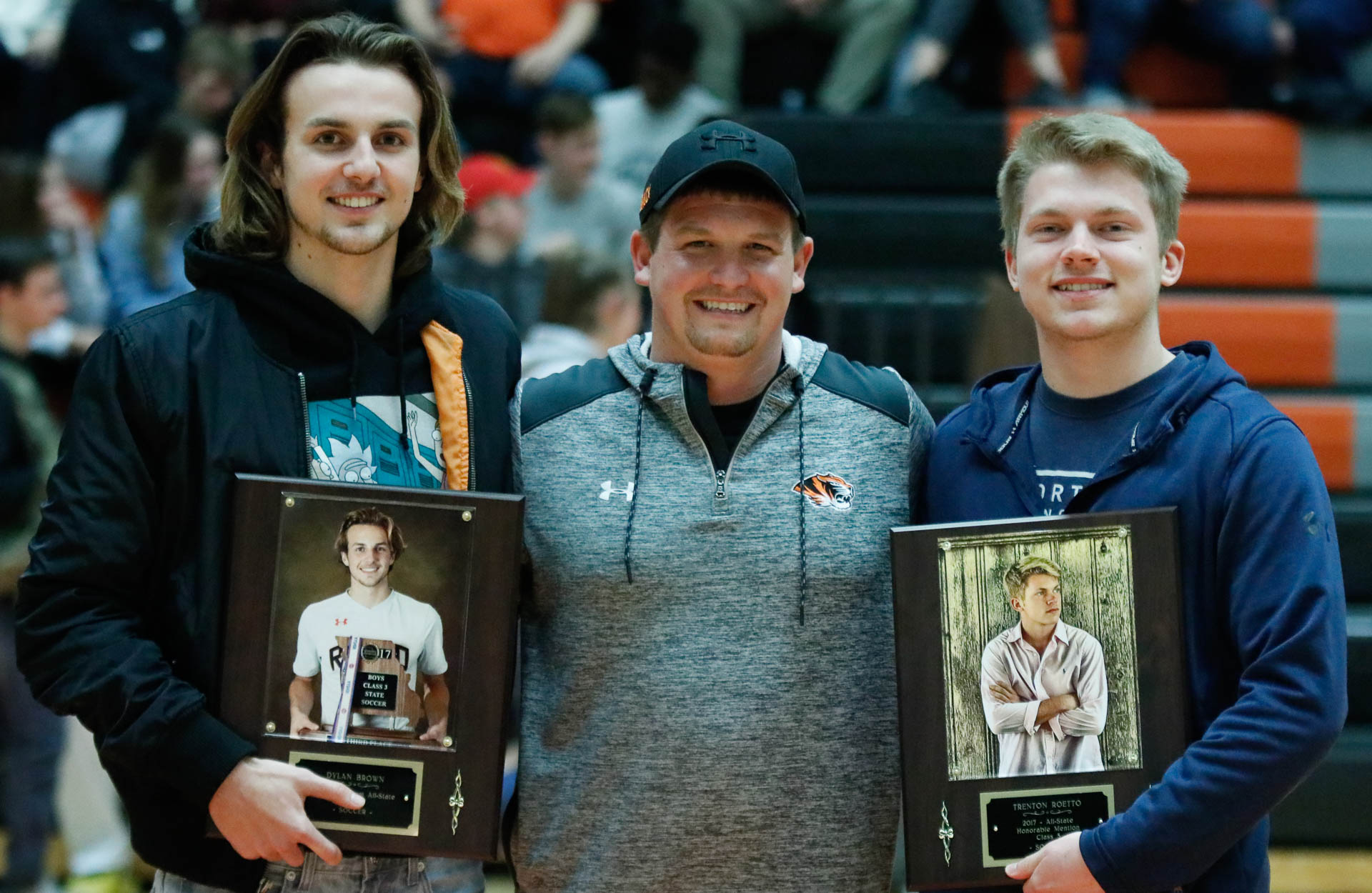 Republic Honors Two Soccer Standouts