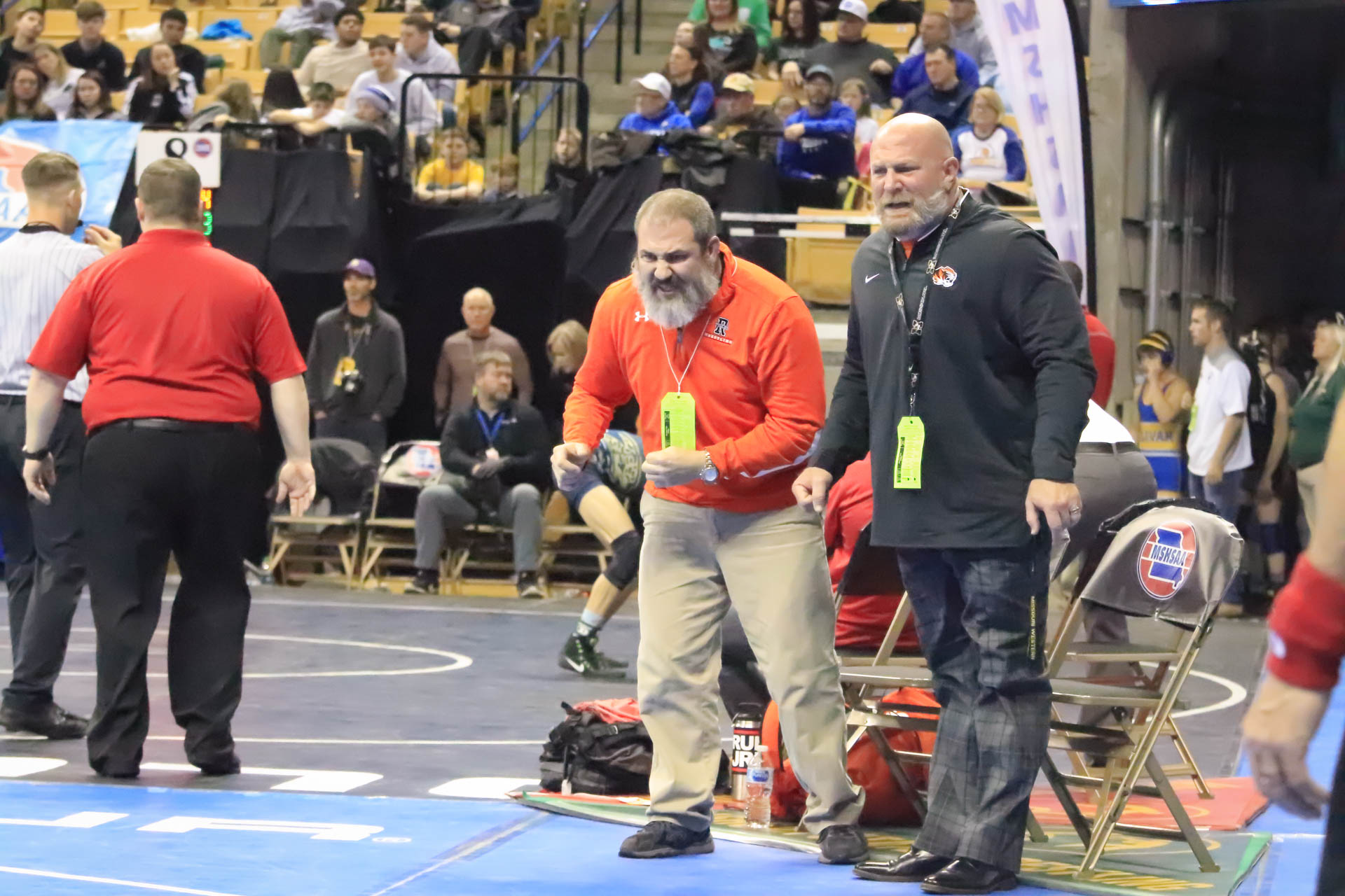 Tiger Wrestlers Bring Home Lessons (and Medals) From State
