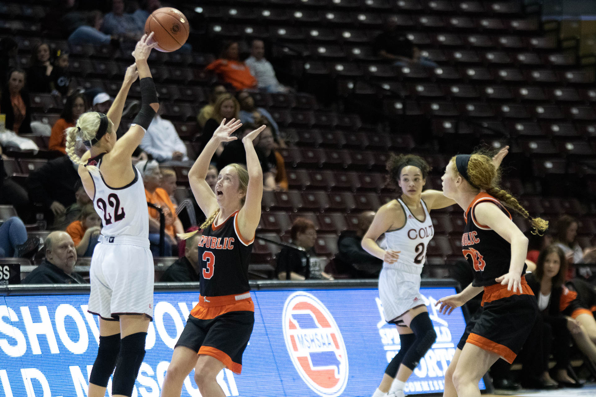 "Lady Tigers' ""Tremendous Ride"" Ends In Buzzer-Beating Loss"