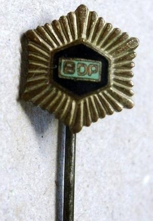 Informationen gesucht. Gewerkschaftsnadel aus der Zeit der Weimarer Republik?