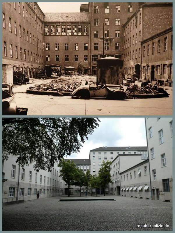 Gedenkstätte deutscher Widerstand – Bendler Block – Berlin.