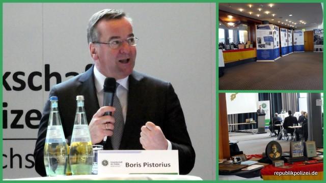 Innenminister Pistorius und die Polizei in der Weimarer Republik – Ein starker Verbündeter: