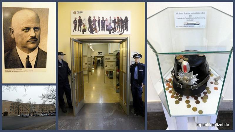 Besuchsbericht: Polizeihistorische Sammlung Berlin im Januar 2020