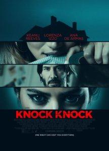 Knock Knock   Repulsive Reviews   Horror Movies
