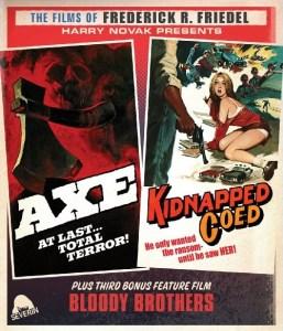 Axe   Repulsive Reviews   Horror Movies