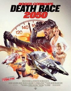 Death Race 2050 | Repulsive Reviews | Horror Movies