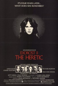 Exorcist II The Heretic | Repulsive Reviews | Horror Movies