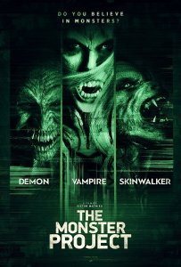The Monster Project | Repulsive Reviews | Horror Movies