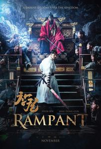 Rampant movie review