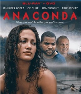 Anaconda movie review