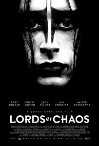 Lords of Chaos movie review