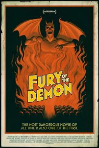 Fury of the Demon poster