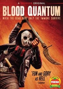 Blood Quantum poster