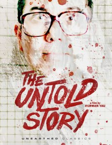The Untold Story poster