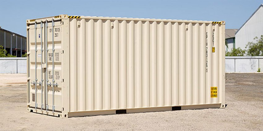 Shipping Containers – useful for shipping and living in