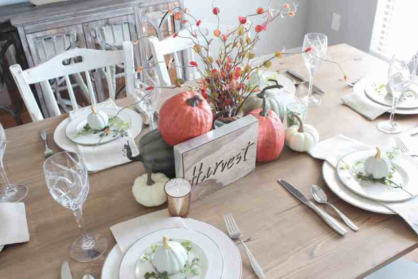 Fall Tablescape 2017 8