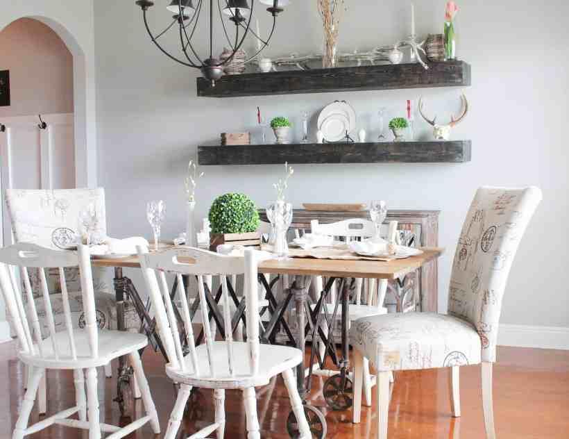 Repurpose dining room